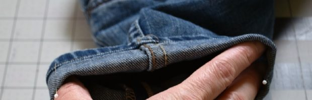 Suiting The hemming jeans for You
